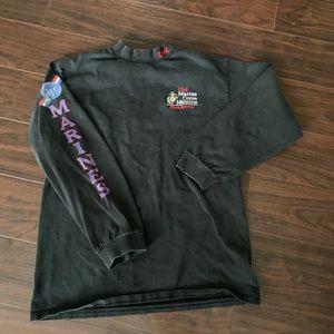Vintage marine corps marathon Longsleeve shirt M